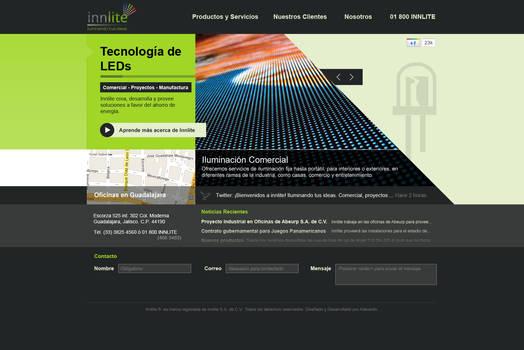 Website Commission: Innlite