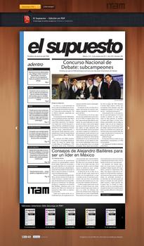 El Supuesto - Website Commission
