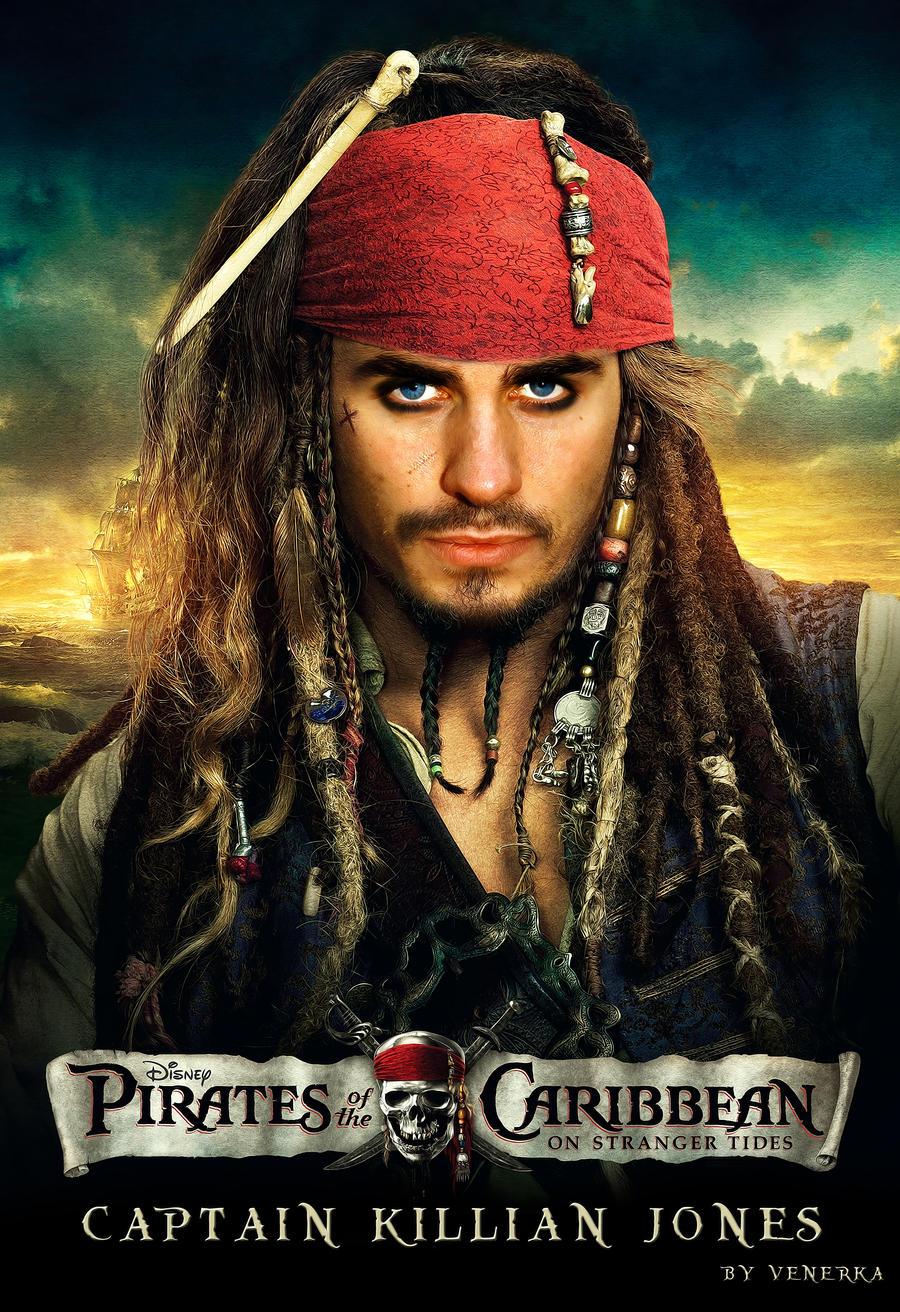 Captain Hook  Killian Jones by Venerka