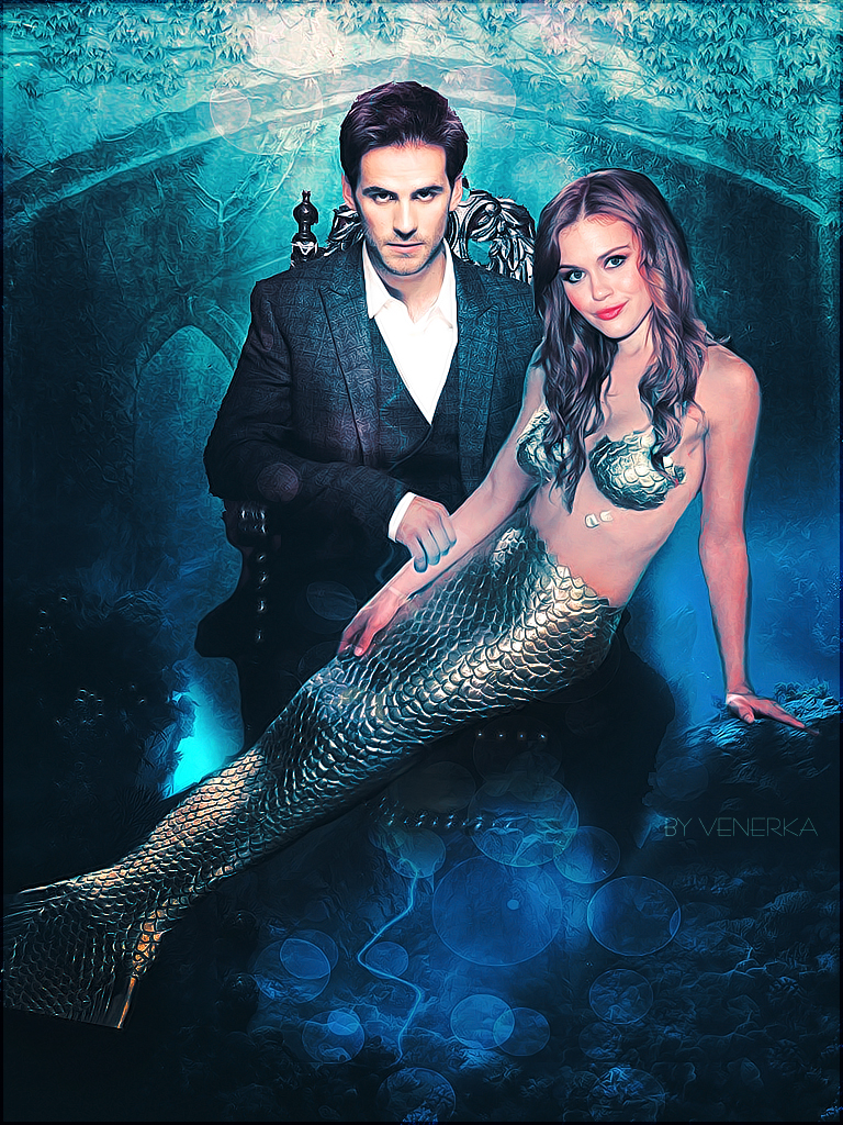 once upon a time captain hook and ariel 'once upon a time': ursula's daddy issues and 'unfortunate souls' captain hook in the poor unfortunate soul episode of once upon a time she walks on land with the aid of a bracelet, like the one that ariel wore.