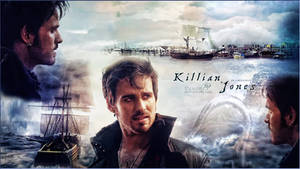 Captain Hook/ Killian Jones wallpapers 2x22 by Venerka