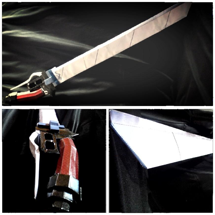 Shingeki No Kyojin-Attack on titan Papercraft by ryanbhuled