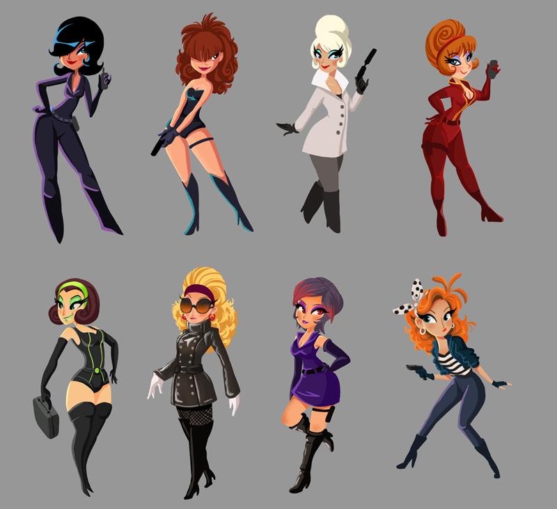 spy girl