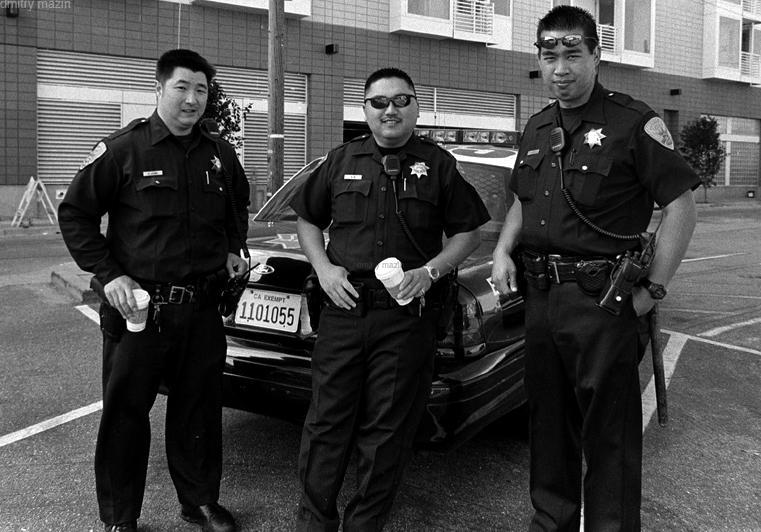 Policemen by amazindude