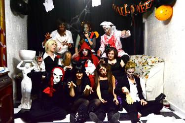 Halloween Time! by MakaCrossWalker
