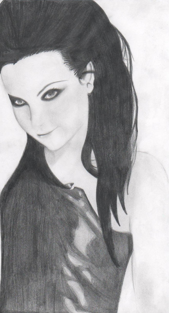 Amy Lee by minamongoose