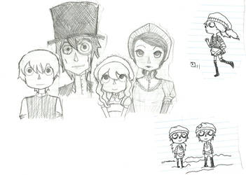 The Directors FamilynMnB