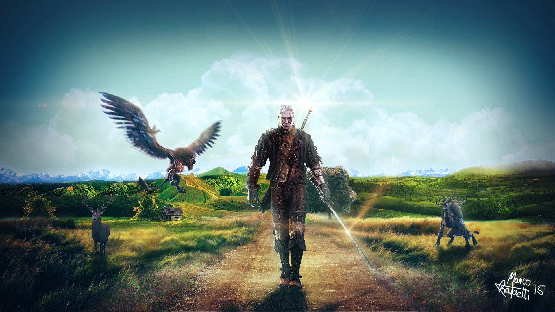 the witcher 3 wallpapers reddit