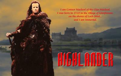 Highlander 001 by presterjohn1