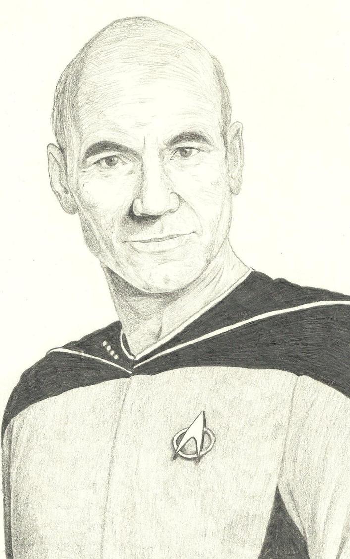 Picard by presterjohn1