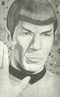 Spock I by presterjohn1