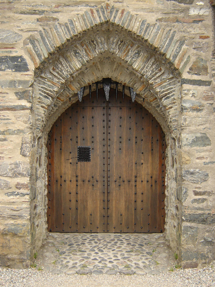 Appealing Wooden Castle Door Images - Exterior ideas 3D - gaml.us ...