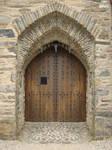 Castle Door 001