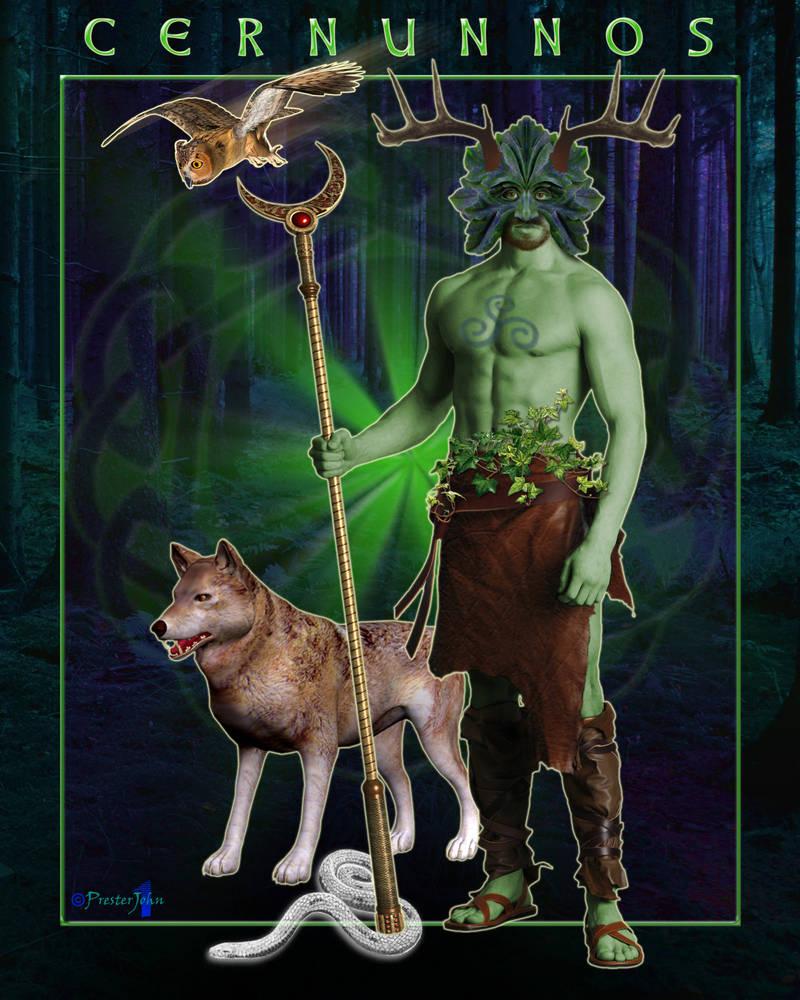 Cernunnos - Celtic Forest God