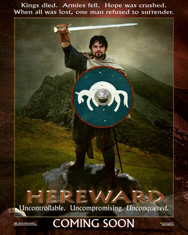 Hereward Teaser Poster by presterjohn1
