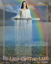 Ye Lady Of The Lake by presterjohn1