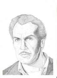 Vincent Price by presterjohn1