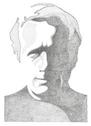 Patrick McGoohan as Number Six by presterjohn1