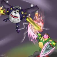 Robo Battle by MasterHandG465