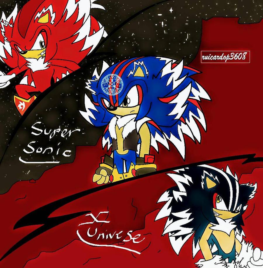 Super Sonic X Universe Ova 7 by ricardop3608 on DeviantArt