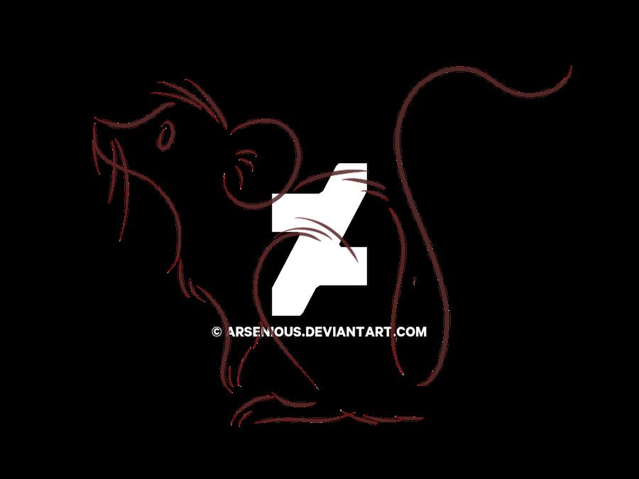 Rat Logo by Arsenious