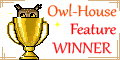 Owl Winner Stamp by Redilion