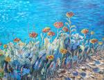 Flowers of Etretat