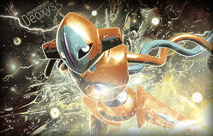 Pokemon Deoxys Signature by Onyxceptable