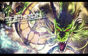Shenron Large Signature by Onyxceptable