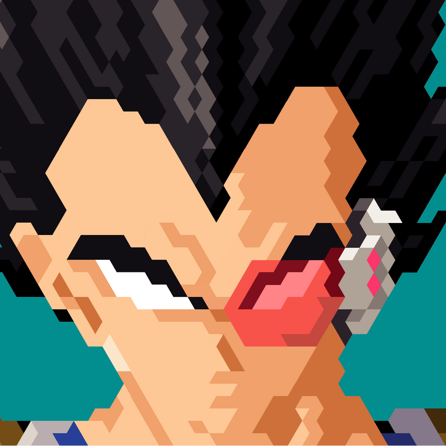 Vegeta Hexel Avatar by Onyxceptable