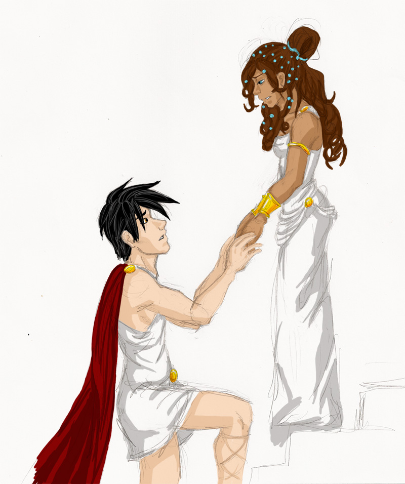 Odysseus Stay With Me By Rhainster