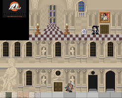 Commission: French Palace