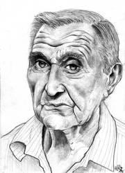 A man by DreddaBrutallac