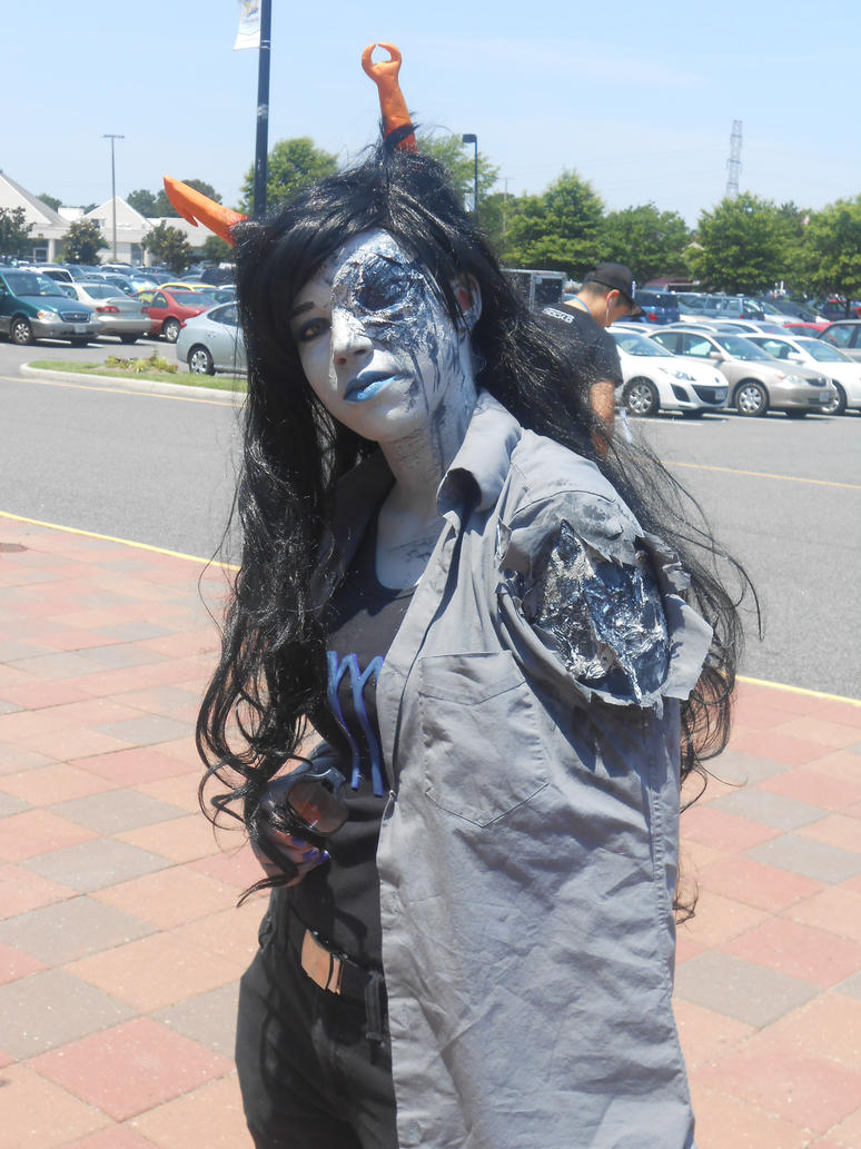 Anime Mid-Atlantic 2013 Vriska by boo-boo8