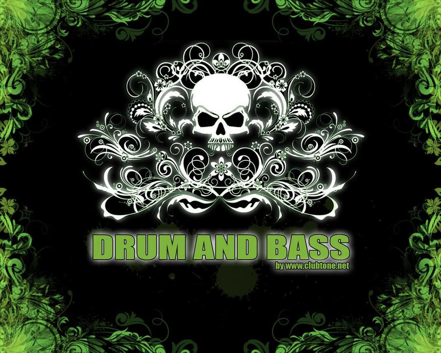 Drum'n'Bass by Black-God-69