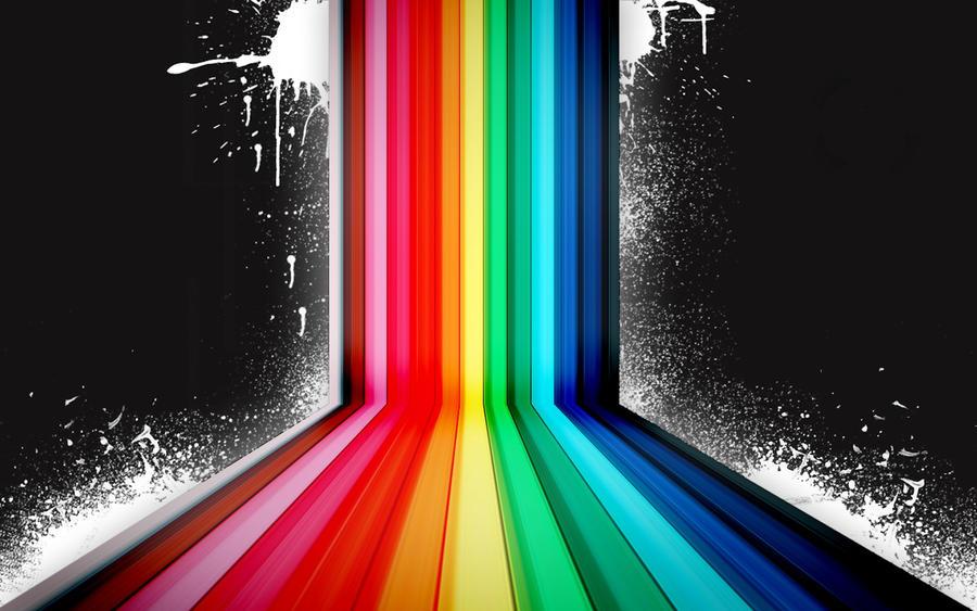 rainbow by Black-God-69