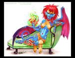 Hellfire's Mistress