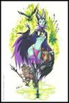 Maleficent the Goblin Queen
