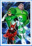Green Lantern TAS 4
