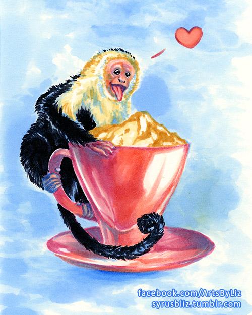 Capuchino by syrusbLiz