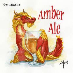 Drachtoberfest Amber Ale by syrusbLiz