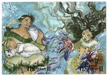 Perna Classic Mythology 3: Inuit Goddesses by syrusbLiz