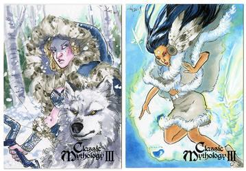 Perna Classic Mythology 3: Goddesses by syrusbLiz