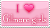 Gilmore Girls Stamp by vicexversa