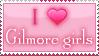 Gilmore Girls Stamp by vicexversa