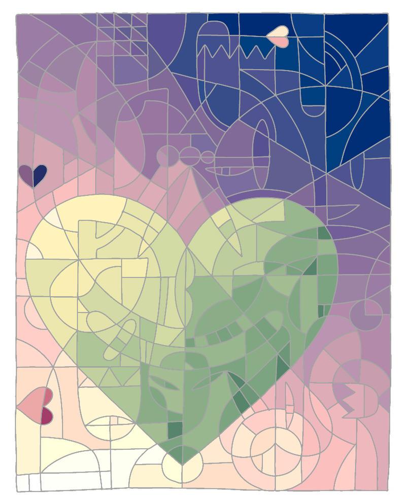 Green + Love by vicexversa