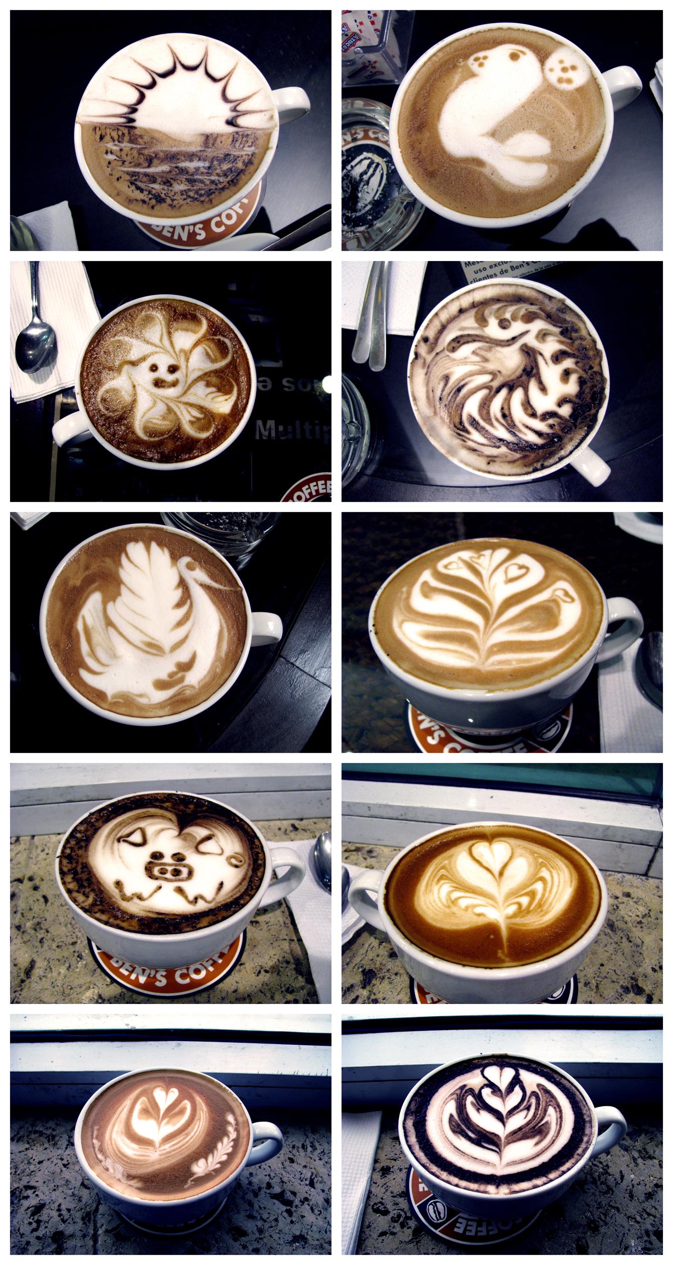 Ben's Coffee v2.0 by vicexversa