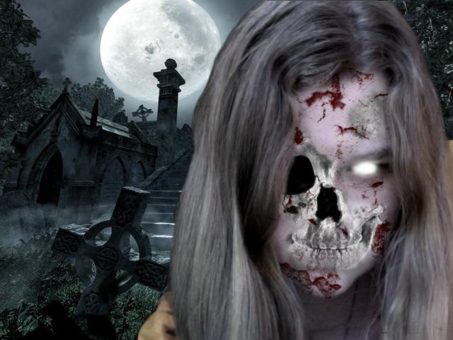 Zombie by sarahVAnn23