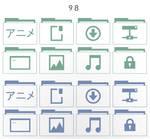 98 (icon set)