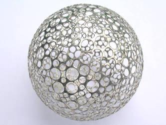 metal sphere by usch